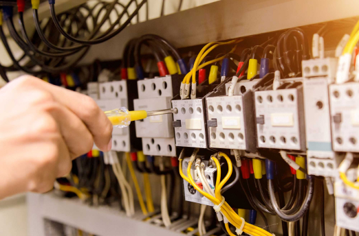 Industries - Electrical Contractor