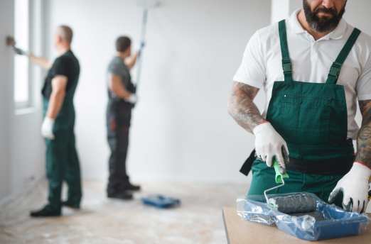 Industries - Painting Contractor